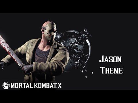 Mortal Kombat X - Jason Voorhees: Relentless (Theme)