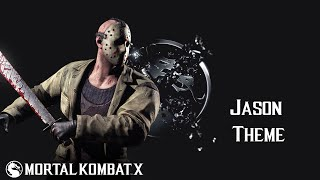 Mortal Kombat X - Jason Voorhees: Relentless (Theme)