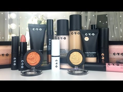 *NEW* WALGREENS BRAND! CYO COSMETICS REVIEW | (NOTHING OVER $8)