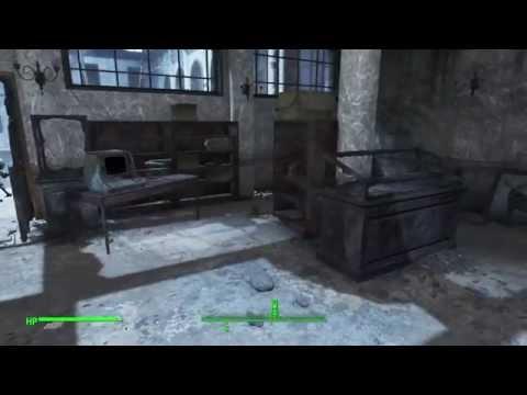 Fallout 4 - Boston Public Library overdue books location