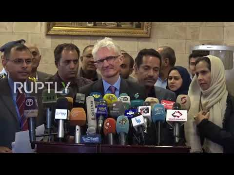 Yemen: UN humanitarian chief arrives in Sana'a to address famine and cholera epidemic