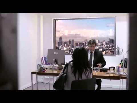 LG Televizyon Reklamı Şakası