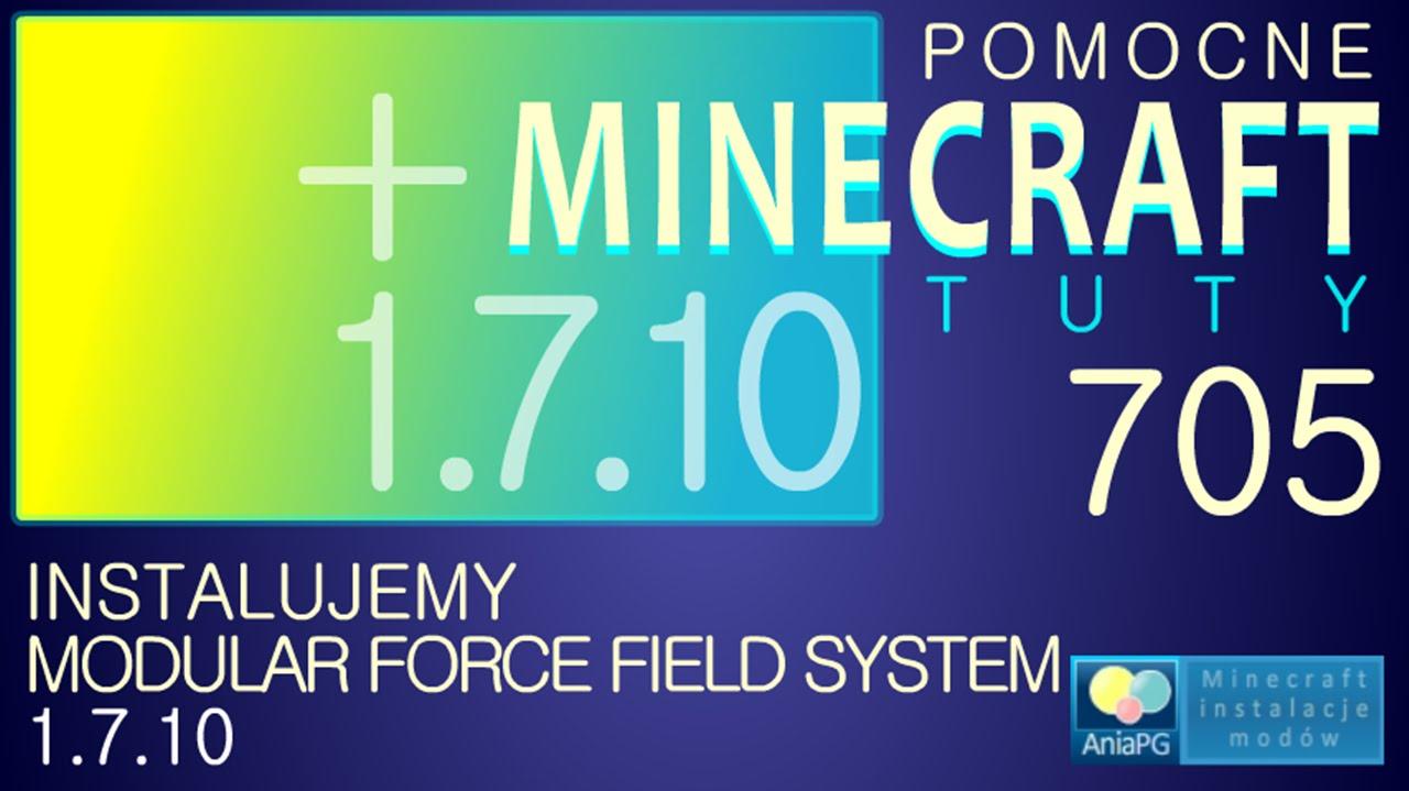 Minecraft force 1 7 10