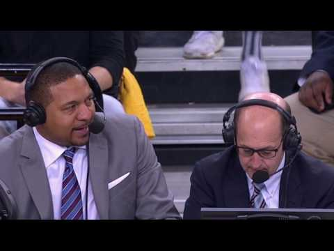 Notorious Jeff Van Gundy EPIC shutdown of Izzy's Klay shouldn't be allstar hot take