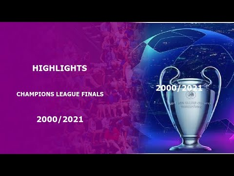 Download UEFA Champions League ● ALL FINALS | from 2000 ● 2021 |
