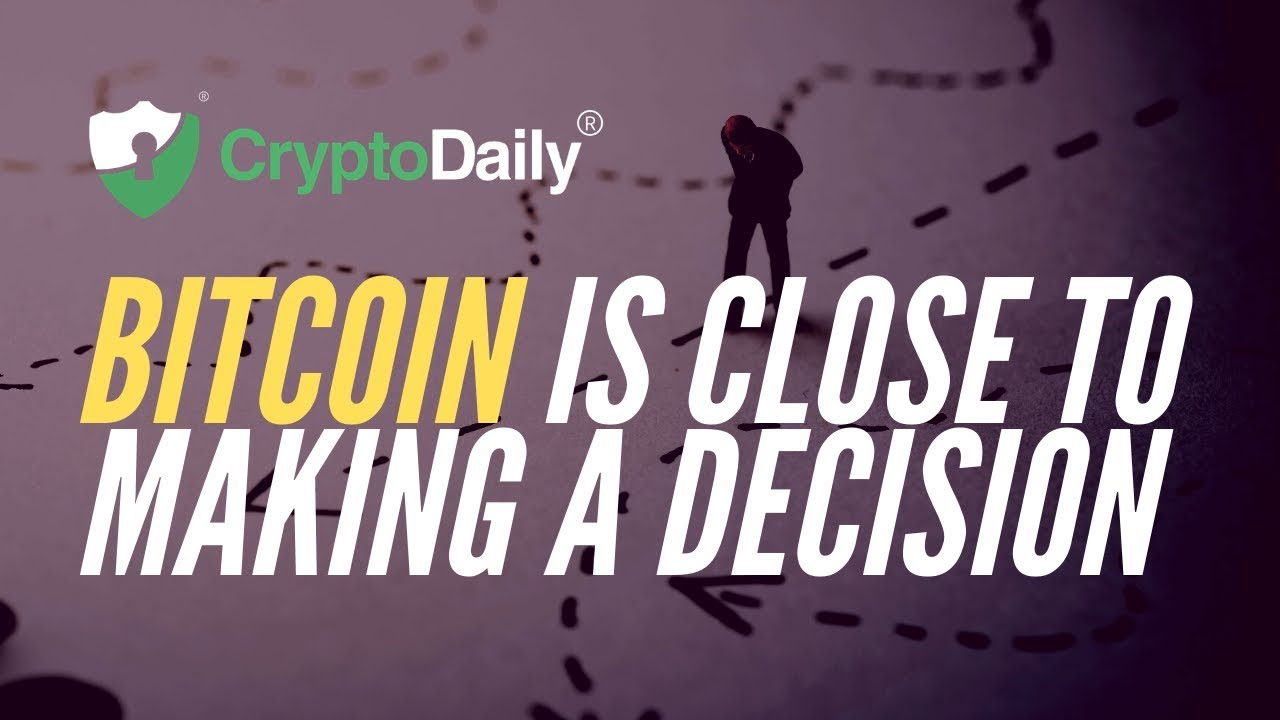 Bitcoin: BTC Is Close To Making A Decision (November 2019)