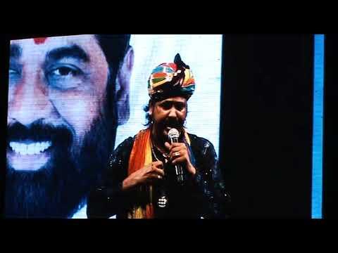 Mere Rashke Kamar | मेरे रश्के कमर Rajasthani Folk Style By Mame Khan LIVE