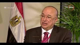 مساء dmc -   لقاء خاص مع السفير محمود كارم المنسق العام لحملة الرئيس عبد الفتاح السيسي  