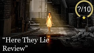 Here They Lie Review [PS4 & PSVR]