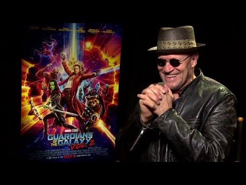 'That's something nobody ever knows': Michael Rooker sheds Yondu's secrets