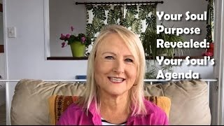 Your Soul Purpose Revealed: Your Soul's Agenda