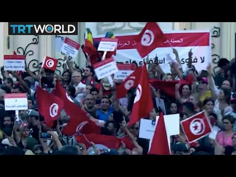 Tunisia's Crackdown Against LGBT Rights Group