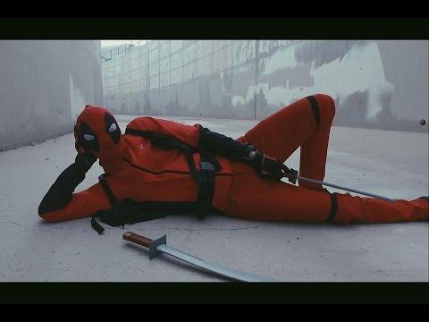 Deadpool Movie - Dancing Deadpool Ep #1