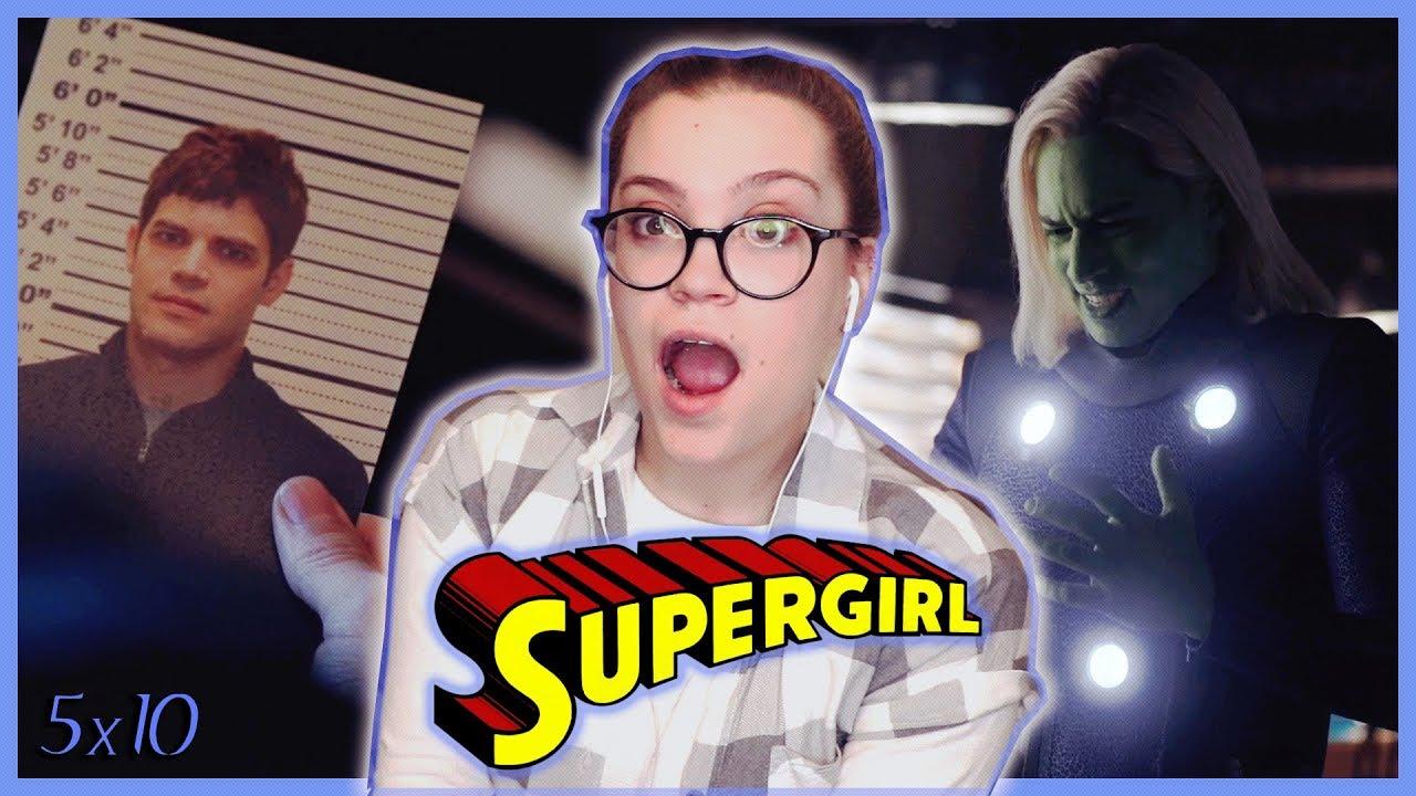 "Download Supergirl Season 5 Episode 10 ""The Bottle Episode"" REACTION!"