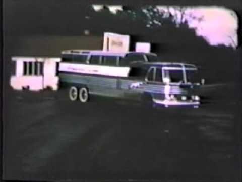 The First Greyhound Scenicruiser - GX-2