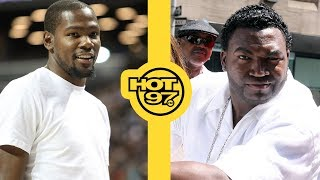 The Bonchinche Report: Drake Upset By Kevin Durant Injury + Latest On David Ortiz
