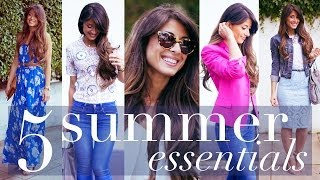 Summer Essentials Thumbnail
