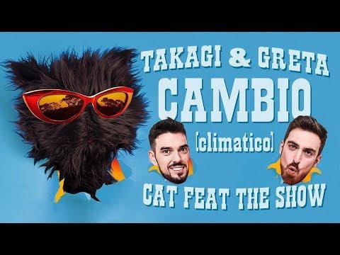 PARODIA Takagi & Ketra, Omi, Giusy Ferreri - JAMBO // CAMBIO (Climatico) - CAT ft The Show