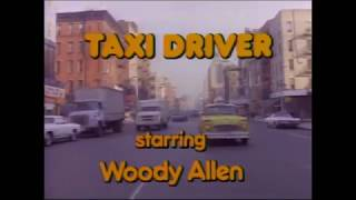 SCTV Taxi Driver With Bob Hope, Woody Allen, Gregory Peck, Dick Cavett