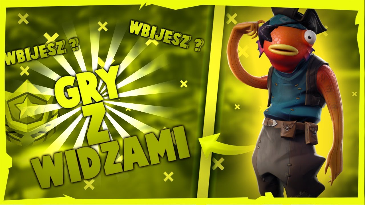 ????Fortnite????⚡CUSTOMY⚡????️Gry z widzami????️#live #fortnite #polska #custom #nażywo