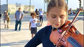 People were AMAZED - Believer - Imagine Dragons - Violin Cover by Karolina Protsenko