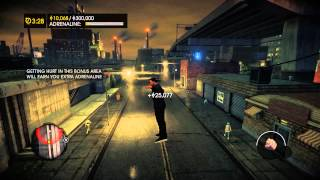 Saints Row IV - PC Gameplay Max Settings