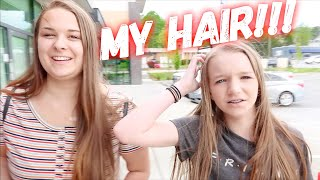 SHE PULLED MY HAIR OUT! | Family 5 Vlogs