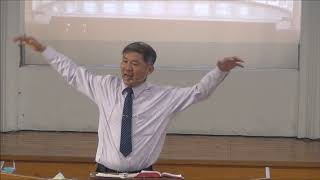 20180401浸信會仁愛堂主日信息_吳獻章 牧師