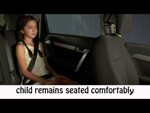 What age can I transition children from a car Booster Seat?
