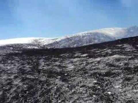 Climbing Mt Villarica