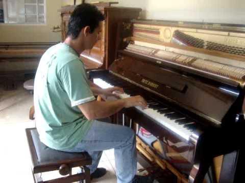 6aab0c9f7bf9e Piano Fritz Dobbert md.126 Export - Sávio Gonçalves Luthieria LTDA ...