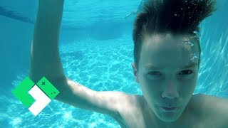 Swimming In Someone Else's Pool | Clintus.tv