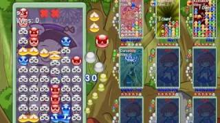 Puyo Puyo VS 2 - A bunch of Fever matches 1/2