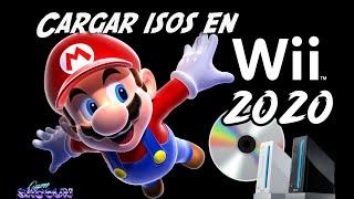 Como cargar nuestras copias de seguridad (ISOS) de juegos en Wii ,Tutorial hack Wii 2019 Parte 3