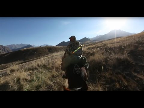 Magnum TV S6:E21 - Kyrgyzstan Part I: Into the Tien Shan Mountains