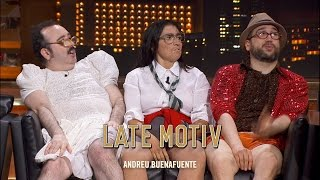 LATE MOTIV - Ojete calor y la Niña de Shrek. Surrealismo | #LateMotiv86