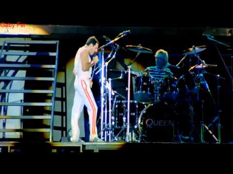 Queen I Want To Break Free Live In Budapest (Subtitulado Al Español E Ingles).[HD]