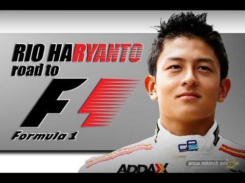 Rio haryanto  tes pertama di  team manor f1 2016