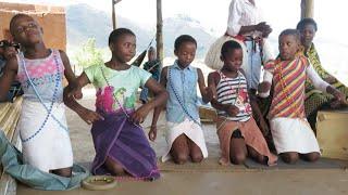 Teaching Dance in Lesotho Africa