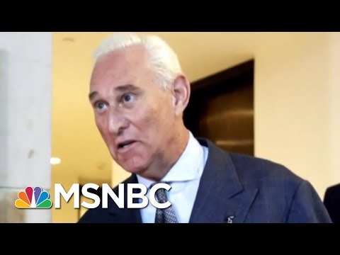 'No Collusion' To No Testifying: Stone & Trump Stonewall Probe | The Beat With Ari Melber | MSNBC