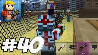 Pixel Gun 3D: Battle Royale - Gameplay Walkthrough part 40 - New Update First Win (iOS ,android)