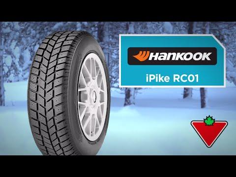 Hankook Ipike Rsv >> Hankook iPike RC01 - YouTube