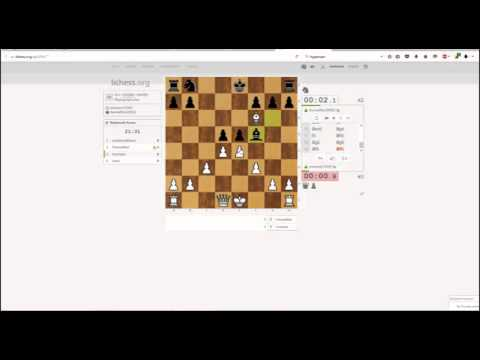 Atomic Chess - 1