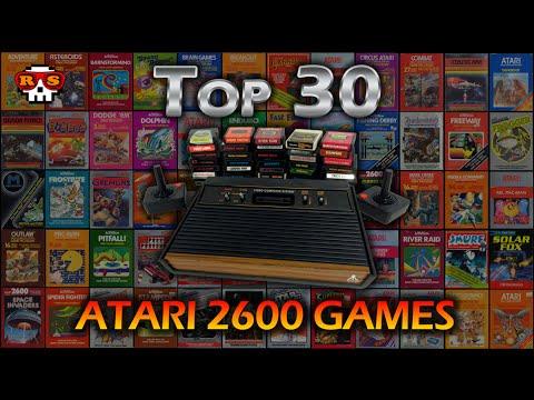 Retro Shovel's Top 30 Atari 2600 Games