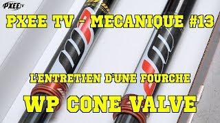 PXEE TV MECANIQUE #13 : WP CONE VALVE
