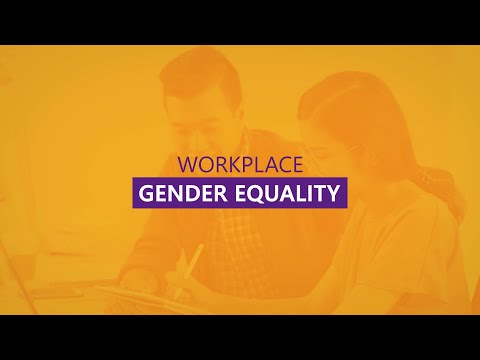 Investing in Women Workplace Gender Equality Video
