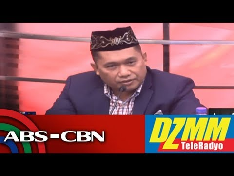 DZMM TeleRadyo: Shariff Ibrahim Albani, nagpakilala sa 'DZMM Ikaw Na Ba?'
