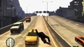 GTA IV crash mortel 3