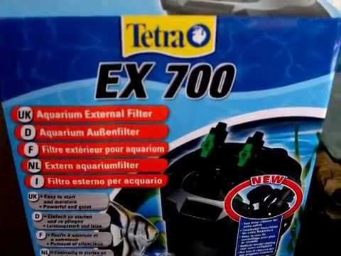 Tetra's ex 800 plus external aquarium filter offers an efficient way of filtering the. For ex 400/600/ · tetra bf 400/600/700 biological foam for ex 400/600/700. I bought this filter very recently, however already realized that i made a good buy.
