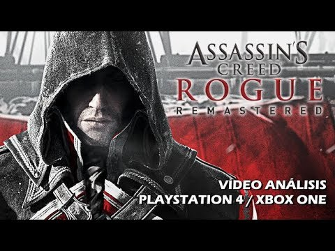 Assassin's Creed Rogue Remastered   Análisis GameProTV